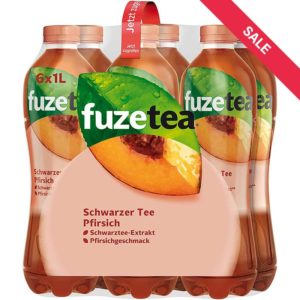 Fuze-Tea-Pfirsich-6er-Pack-Sale