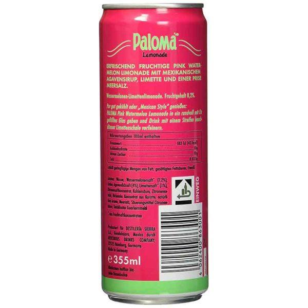 PALOMA-Watermelon-Lemonade-mit-Kohlensäure-Einzelflasche-Rückseite