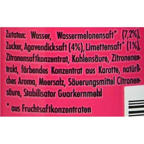 PALOMA-Watermelon-Lemonade-mit-Kohlensäure-Zutaten
