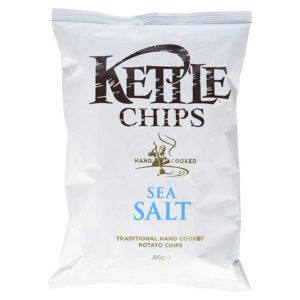Kettle-Chips-Sea-Salt-150g