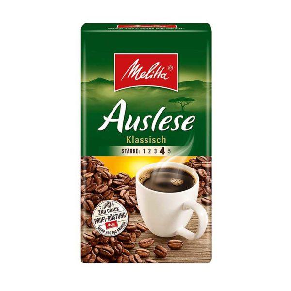 Melitta-Auslese-Klassisch-in-Stärke-4,-12er-Vorteilspack-(12-x-500-g)-gemahlener-Röstkaffee-Einzelpack