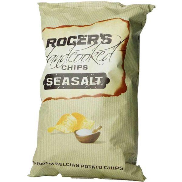 Rogers-Handcooked-Chips-Sea-Salt-150g