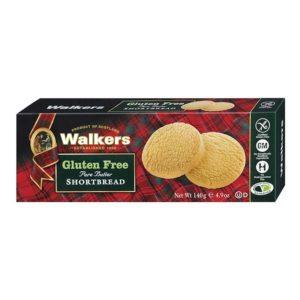 Walkers Shortbread Pure Butter glutenfrei 140g