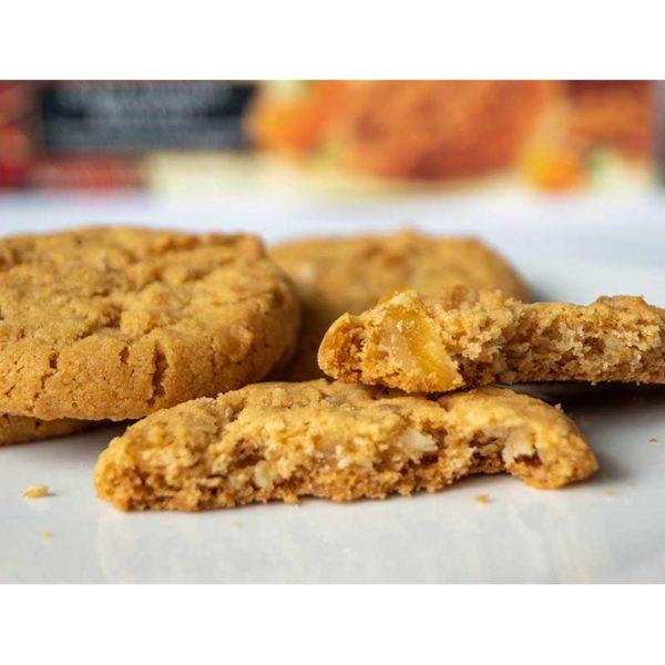 Walkers Stem Ginger Biscuits Cookie